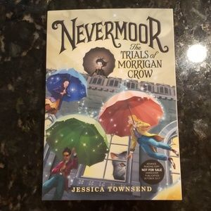 Other - Nevermoor: The Trails of Morrigan Crow